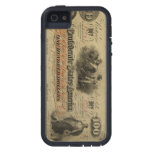 Vintage Confederate Currency iPhone case iPhone 5 Cover