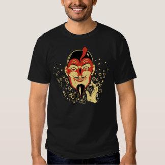Vintage Conjuring Devil Tee Shirt
