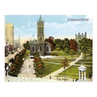Vintage Connecticut Postcard