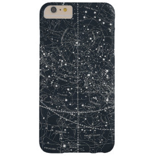 sports shoes bc582 f2a9b Vintage Constellation Map Barely There iPhone 6 Plus Case