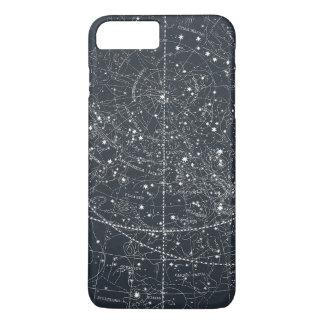 Vintage Constellation Map iPhone 8 Plus/7 Plus Case