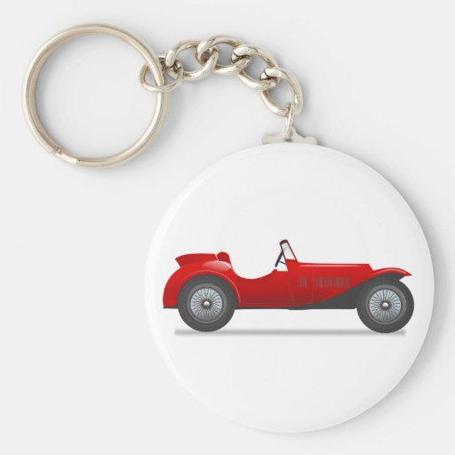 Vintage convertible key chains