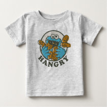 Vintage Cookie Monster | Hangry Baby T-Shirt