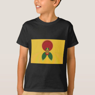 Vintage COOL CUTE RETRO Jamaicans Raster Gift Colo T-Shirt