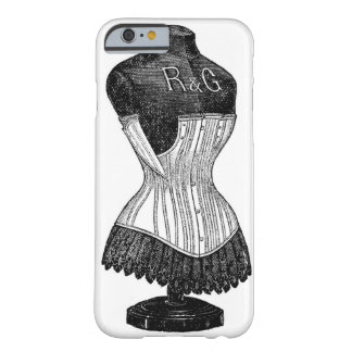 VIntage Corest Bust Barely There iPhone 6 Case