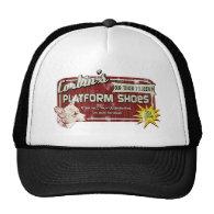 Vintage Corgi Ad Hat