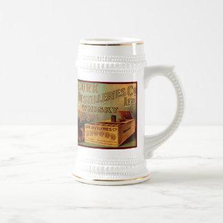 Vintage Cork Distilleries Stein