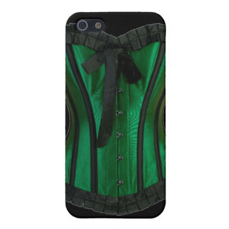 Vintage Corset Style iPhone 4 Skin Covers For iPhone 5