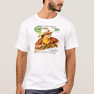 Vintage Cosmopolitan Magazine Cover (Cowgirl) T-Shirt