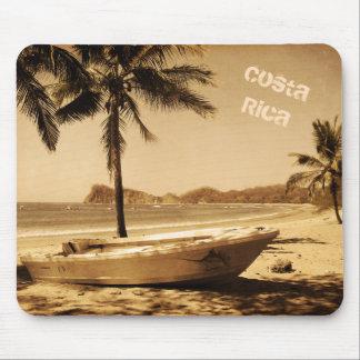 Vintage Costa Rica Playa Mouse Pad