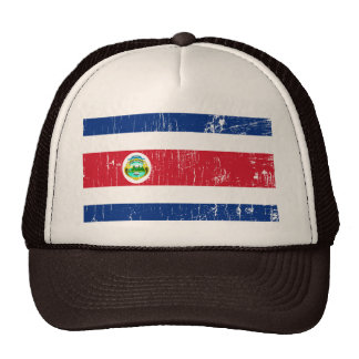 Vintage Costa Rica Trucker Hat
