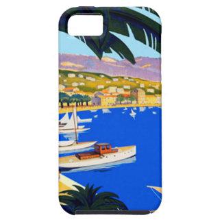 Vintage Cote D'Azur Travel iPhone 5 Covers