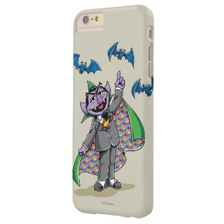 Vintage Count von Count Barely There iPhone 6 Plus Case
