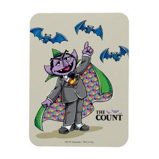 Vintage Count von Count Magnet