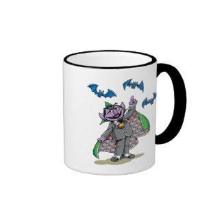 Vintage Count von Count Ringer Coffee Mug