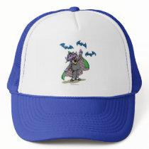 Vintage Count von Count Trucker Hat