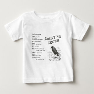 Vintage Counting Crow Rhyme Child shirt