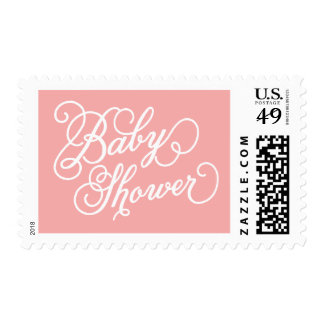 Vintage Country | Baby Shower Postage