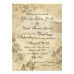 Vintage Country Barn Wedding Custom Invites