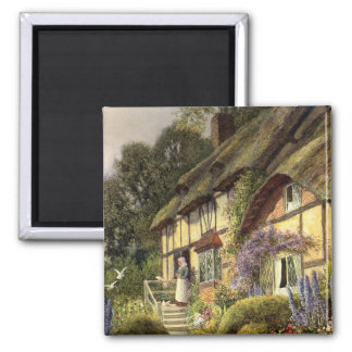 Vintage Country Cottage Bed and Breakfast Inn Magnet