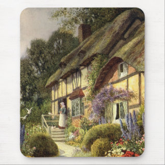 Vintage Country Cottage Bed and Breakfast Inn Mousepads
