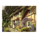 Vintage Country Cottage Bed and Breakfast Inn Postcards