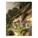 Vintage Country Cottage Bed and Breakfast Inn Post Cards