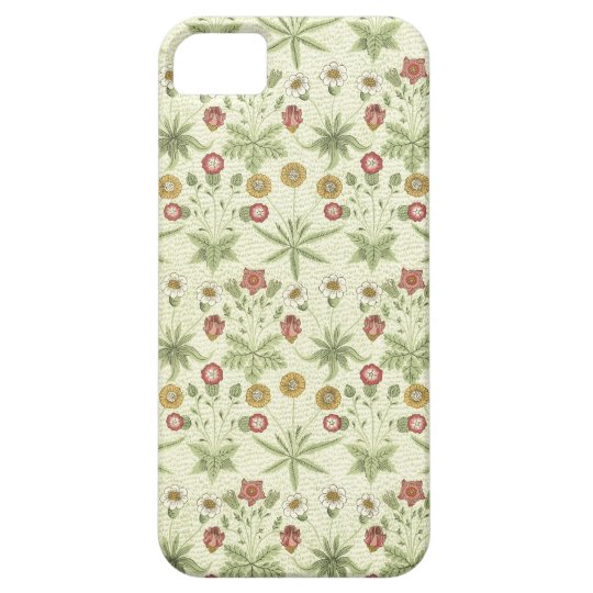 Vintage Country Floral Pattern iPhone SE/5/5s Case