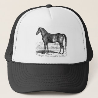 Vintage Country Horse Cap Hat