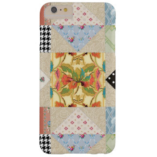 Vintage Country Style Evening Star Quilt Pattern Barely There iPhone 6 Plus Case