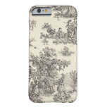 Vintage Country Toile iPhone 6 case