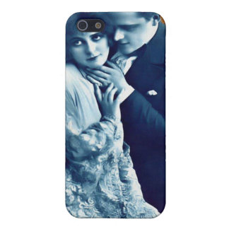 Vintage Couple Iphone 4 Case For iPhone SE/5/5s