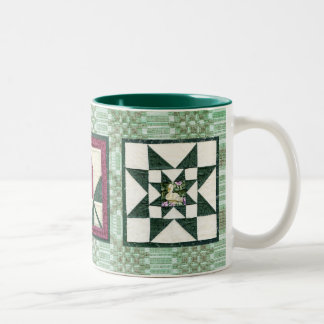Vintage Coverlets and Quilts Mug