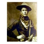 Vintage Cowboy 17 Postcards