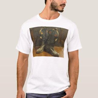 Vintage Cowboy Boots T-Shirt