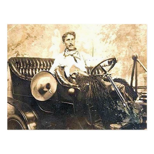 Vintage Cowboys 16 Postcard