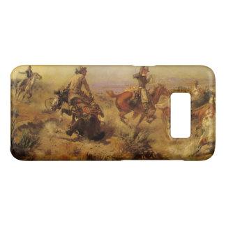 Vintage Cowboys, Jerked Down by CM Russell Case-Mate Samsung Galaxy S8 Case