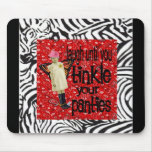 Vintage Cowgirl Chic Mouse Mats