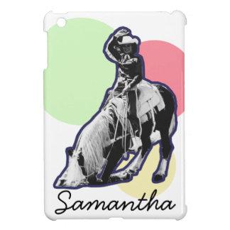 Vintage Cowgirl iPad Mini Case