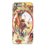 """""""Vintage Cowgirl"""" Western iPhone 6 case iPhone 6 Case"""