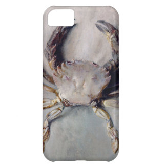 Vintage Crab Painting Case For iPhone 5C