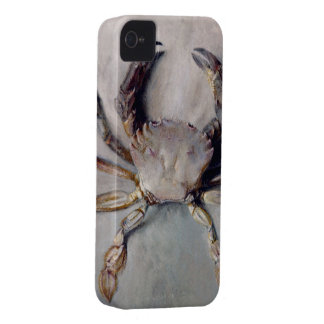 Vintage Crab Painting iPhone 4 Cover