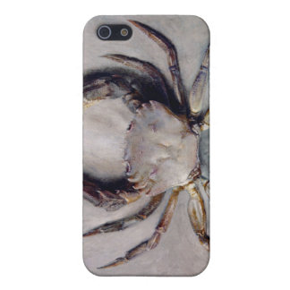Vintage Crab Painting Cases For iPhone 5