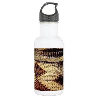 vintage craft art set 18oz water bottle