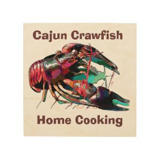 Vintage Crawfish Signs