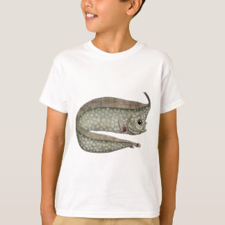 Vintage Crested Oarfish Fish,Marine Aquatic Life, T-Shirt