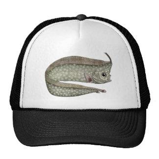 Vintage Crested Oarfish Fish,Marine Aquatic Life, Trucker Hat
