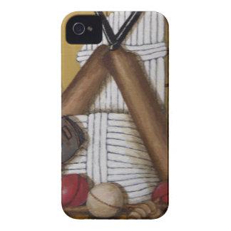 Vintage Cricket iPhone 4 Case-Mate Case