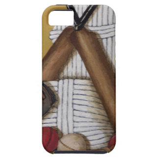 Vintage Cricket iPhone SE/5/5s Case