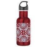 Vintage Crochet Pattern 18oz Water Bottle